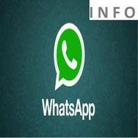 Ícone do WhatsApp Messenger App INFO