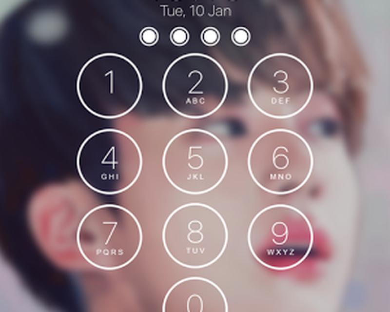 kpop lock screen Android - Free Download kpop lock screen