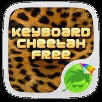 Cheetah Free GO Keyboard Theme apk icon