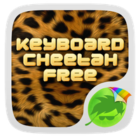 Cheetah Free GO Keyboard Theme apk icon