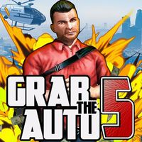 Grab The Auto 5 apk icon