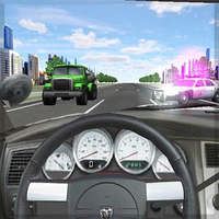 Speed Traffic Racer APK icon