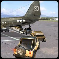 Cargo Fly Over Airplane 3D apk icon