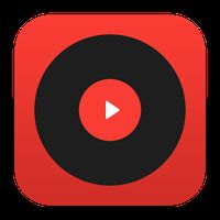 Icono de Free Music for Youtube Player: Red+