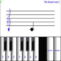 Aflați muzică citi muzica 1