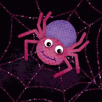 Cartoon Spider Live Wallpaper Simgesi