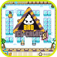 Εικονίδιο του Bad Ice Cream 2: Icy Maze Game Y8