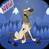Ícone do apk Scooby skateboard Dog