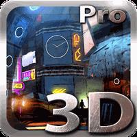 Icono de Futuristic City 3D Pro lwp