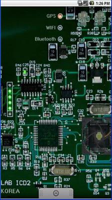 Circuit Board Live Wallpaper 200 Android Descargar