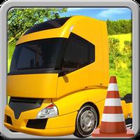 Ícone do Truck Parking 3D