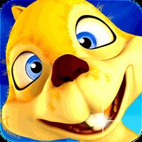 Ikona Nakrętka - Zabawny wiewiórka