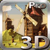 ไอคอนของ Paper Windmills 3D Pro lwp