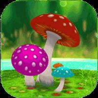 Mushrooms Livewallpaper apk icon