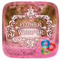 Flower Whisper GO Theme v1.0 APK