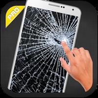Иконка Сломанный Экран Prank