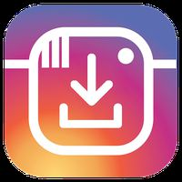 Insta Downloader Image Video apk icon
