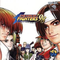 King of Fighter 98 apk icono