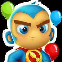 Ícone do Bloons Supermonkey 2