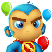 Icono de Bloons Supermonkey 2
