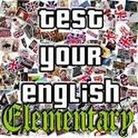 Test Your English I. Simgesi