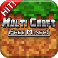 Ícone do apk MultiCraft ― Free Miner!™