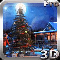 Ícone do Christmas 3D Live Wallpaper