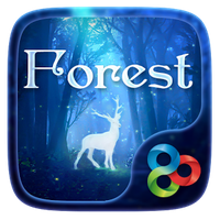 Forest GO Launcher Theme icon
