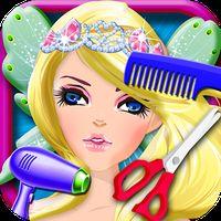 Icoană apk Fairy Salon - Girls Games