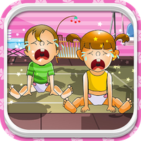 Super Nanny, Baby Care Game apk icon