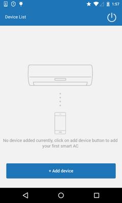 Lloyd Smart AC Remote Control Android - Free Download Lloyd Smart AC
