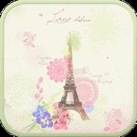 Love is go launcher theme apk icon