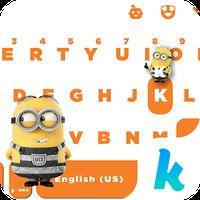 Ikona apk Despicable Me 3 Kika Emoji Theme