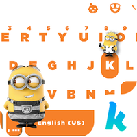 Εικονίδιο του Despicable Me 3 Kika Emoji Theme apk