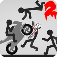 Stickman Dismount 2 Annihilation apk icon