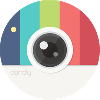 Icône apk Candy Camera - Selfie Selfies
