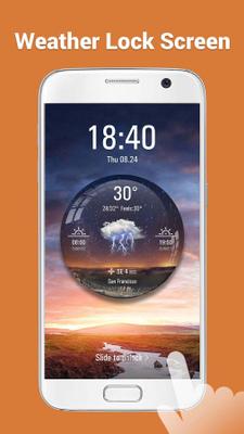 Desktop Weather Clock Widget Android - Free Download Desktop Weather
