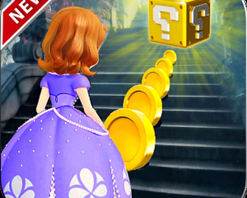 Descargar Princesa Sofia Run Adventure The First Juegos