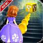 Princesinha Sofia Run Aventura - The First Jogos  APK