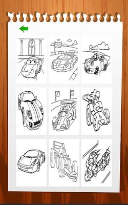 Mobil Mewarnai Permainan Android Free Download Mobil Mewarnai