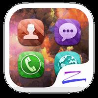 Color X Theme - ZERO launcher apk icon