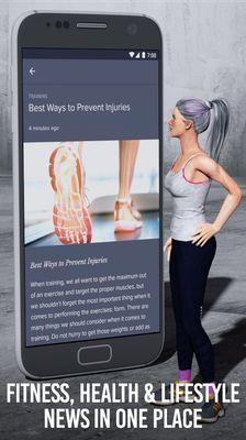 Image 1 of Fitonomy - Health & Fitness
