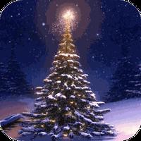 Christmas Tree 3D Wallpaper icon