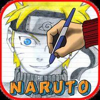 Ícone do apk Como Desenhar Naruto