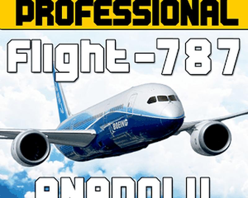 download game flight 787 anadolu pro apk