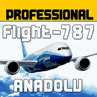 Ícone do Flight 787 - Anadolu PRO-S