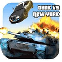 GT Tank vs New York APK Simgesi