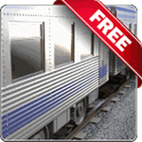 Ícone do apk Moving train free