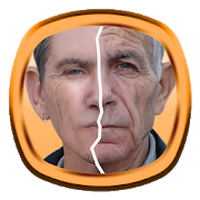 Иконка Мое Лицо в Старости - Фоторедактор