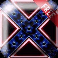 Rebel Flag Wave Live Wallpaper apk icon
